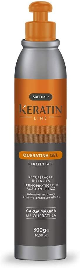 Queratina Gel 300g Softhair