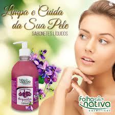Sabonete Líquido 500ML - Folha Nativa