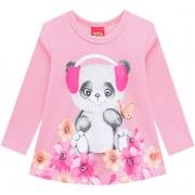 Blusa infantil feminina - Kyly - 207330