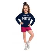 Blusa infantil feminina - Kyly - 207399