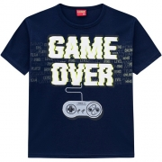 Camiseta Masculina Infantil - Kyly - 110555