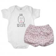 Conjunto bebê feminino - Piu  Blu - 2029046