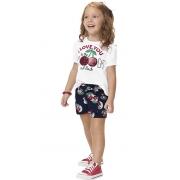 Conjunto infantil feminino - Kyly - 110899