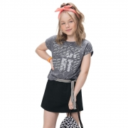 Conjunto infantil feminino - Kyly - 110929