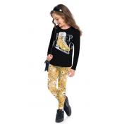 Conjunto infantil feminino - Kyly - 207411