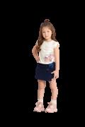 Conjunto infantil feminino - Milli&Nina - 47213