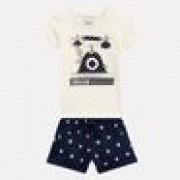 Conjunto infantil feminino - Milon - 12356