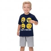 Conjunto infantil masculino - Kyly- 110974