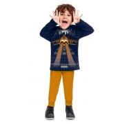 Conjunto infantil masculino - Kyly - 207464