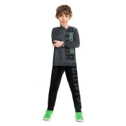 Conjunto infantil masculino - Kyly - 207510