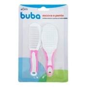 Escova E Pente - Buba - 5236