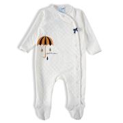 Macacao bebê feminino - Tip Top - 1015021