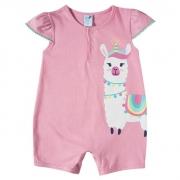 Macacao bebê feminino - Tip Top - 10209233