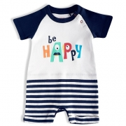Macacao bebê masculino - Tip Top - 10209204