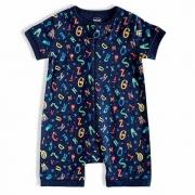 Macacao bebê masculino - Tip Top - 10209208