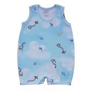 Macacão bebê - Piu Blu - 2024050