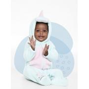 Macacao bebê soft com capuz - Tip Top - 1012061