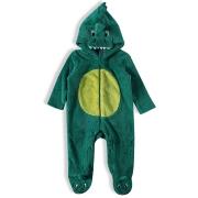 Macacao bebê soft com capuz - Tip Top - 1012065