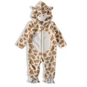 Macacao bebê soft com capuz - Tip Top - 1012066