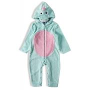 Macacao infantil soft com capuz - Tip Top - 2012061k