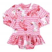 Macacão de praia bebê - Marlan - 60400