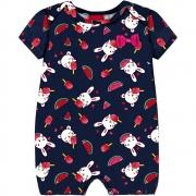 Macacao infantil feminino - Kyly - 110412