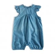 Macacão infantil feminino - Tip Top - 1020047