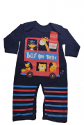 Macacao infantil masculino - Get Baby - 111007