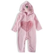 Macacao infantil soft com capuz - Tip Top - 3012060