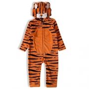Macacao infantil soft com capuz - Tip Top - 3012067