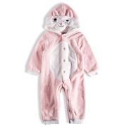Macacao infantil soft com capuz - Tip Top - 3832004