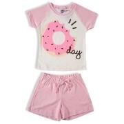 Pijama infantil Feminino - Tip Top - 31481281