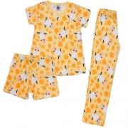 Pijama infantil feminino -Tip Top - 2145006