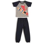 Pijama infantil masculino -  Tip Top - 21481282K