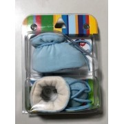 Sapatinho Pantufa Azul - Tip Top