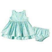 Vestido Bebê Com Calcinha - Tip Top - 13200357