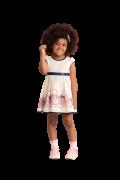 Vestido infantil - Milli e Nina - 47204