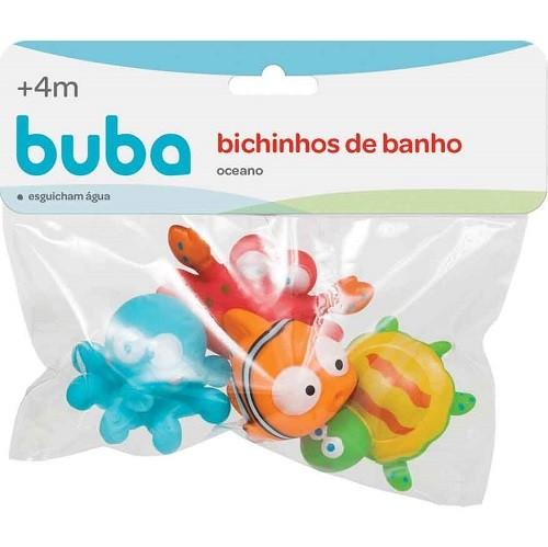 Bichinhos para banho - Buba - 11781