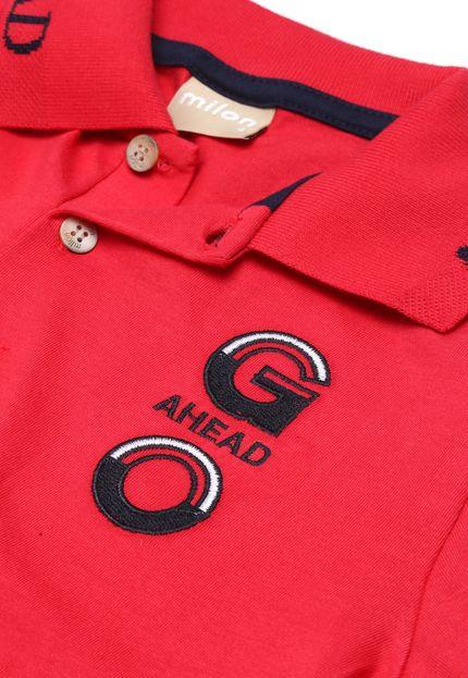Camisa Polo menino - Milon - 12002
