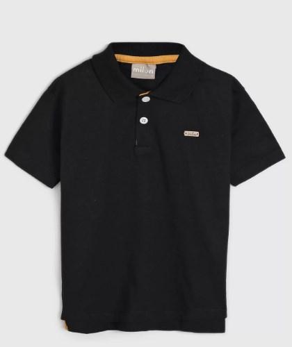 Camisa Polo menino - Milon - 9327