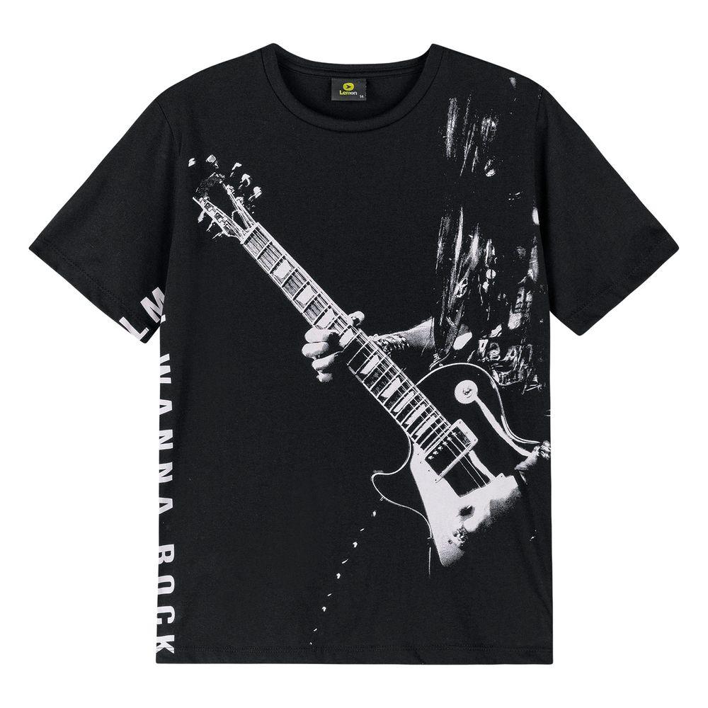 Camiseta infantil masculina - Lemon - 81011
