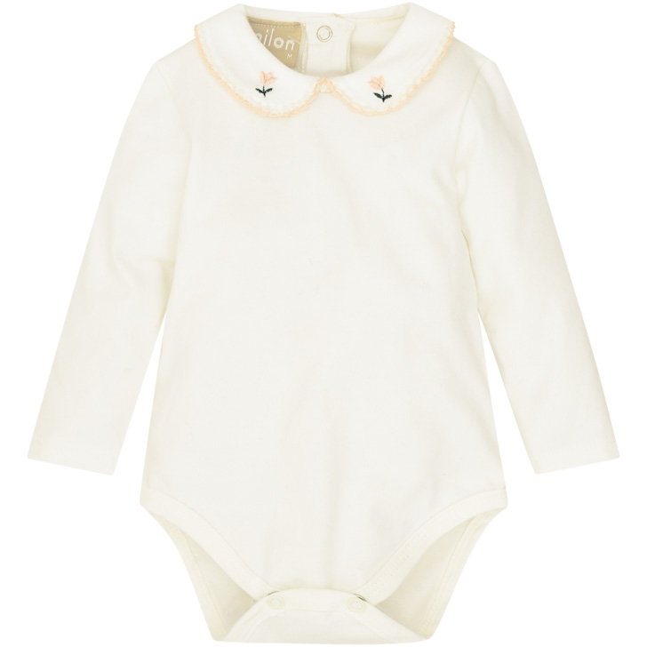 Conjunto bebê feminino - Milon - 12903