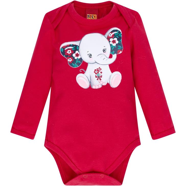 Conjunto bebê femino - Kyly - 207309