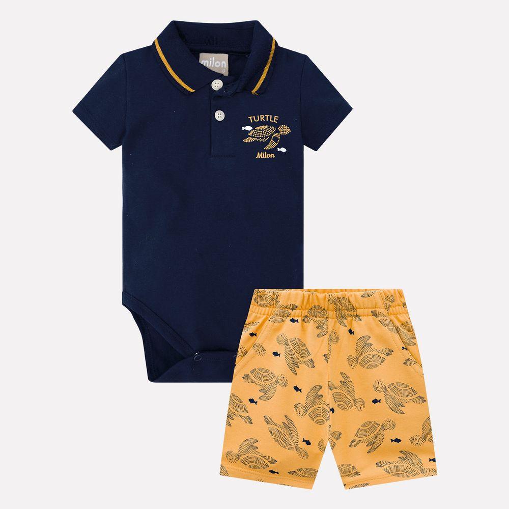Conjunto bebê masculino - Milon - 13245