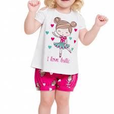 Conjunto infantil feminino - Kyly - 109625