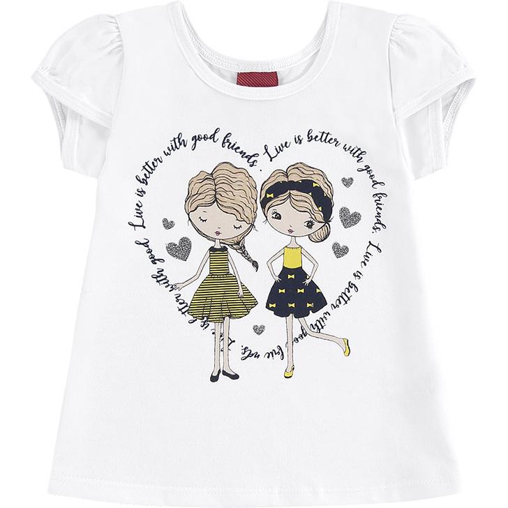 Conjunto infantil feminino - Kyly - 110870