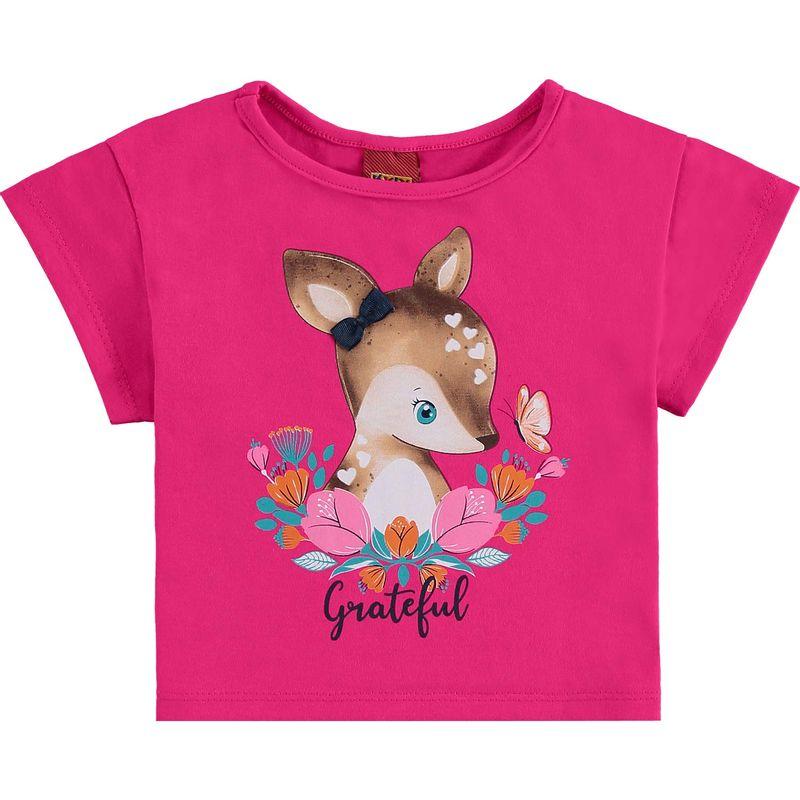 Conjunto infantil feminino - Kyly - 110896