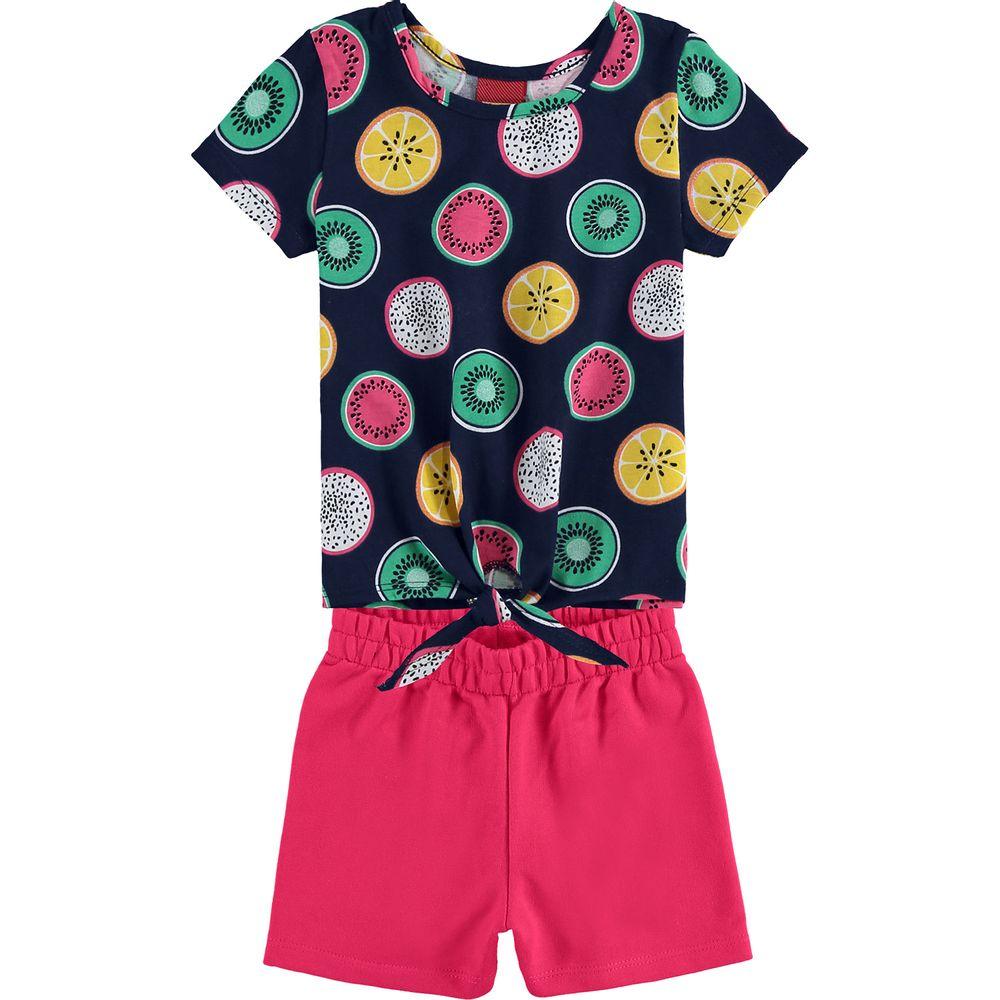 Conjunto infantil feminino - Kyly - 110897