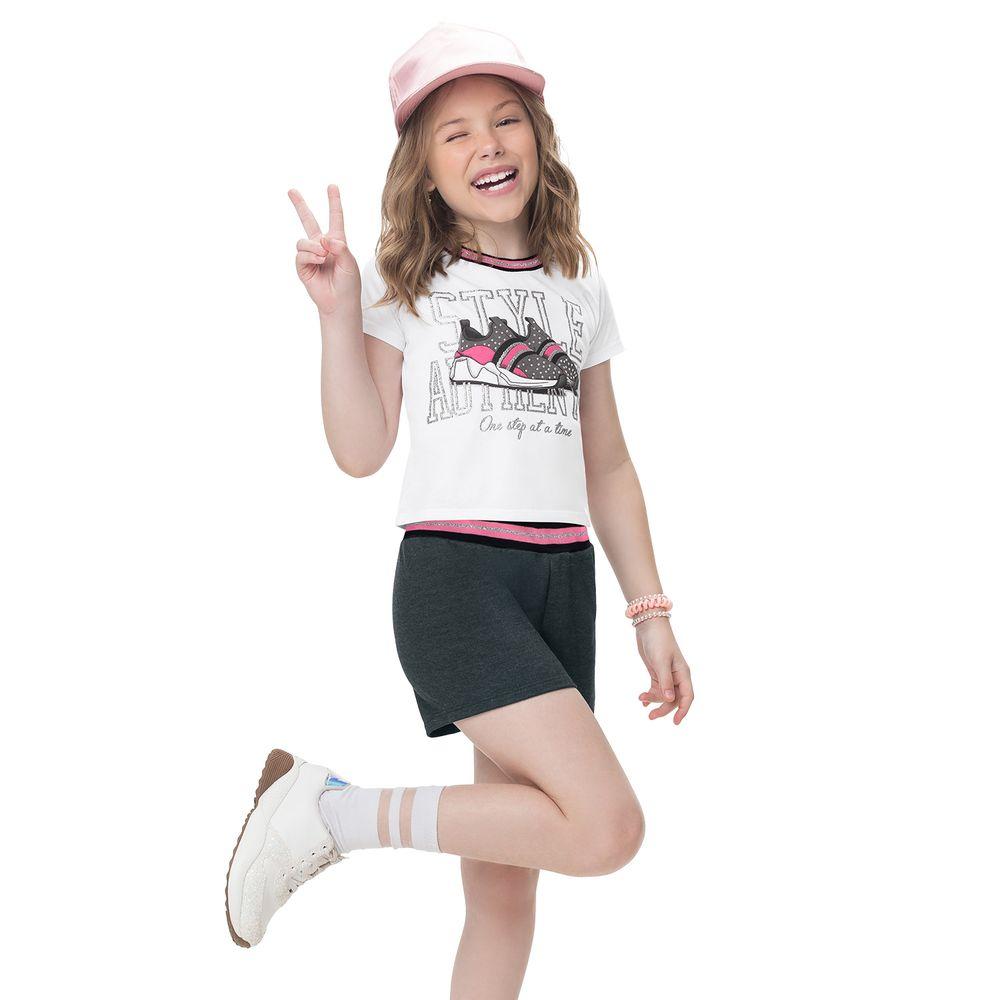 Conjunto infantil feminino - Kyly - 110928
