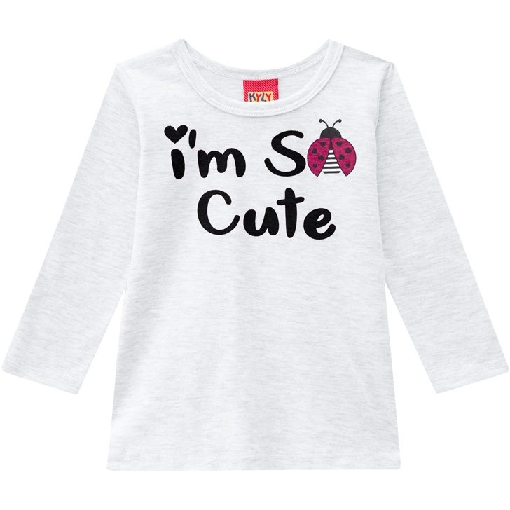 Conjunto infantil feminino - Kyly - 207357